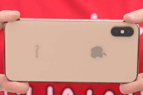 Mặt lưng sau iPhone Xs cũ quốc tế chính hãng