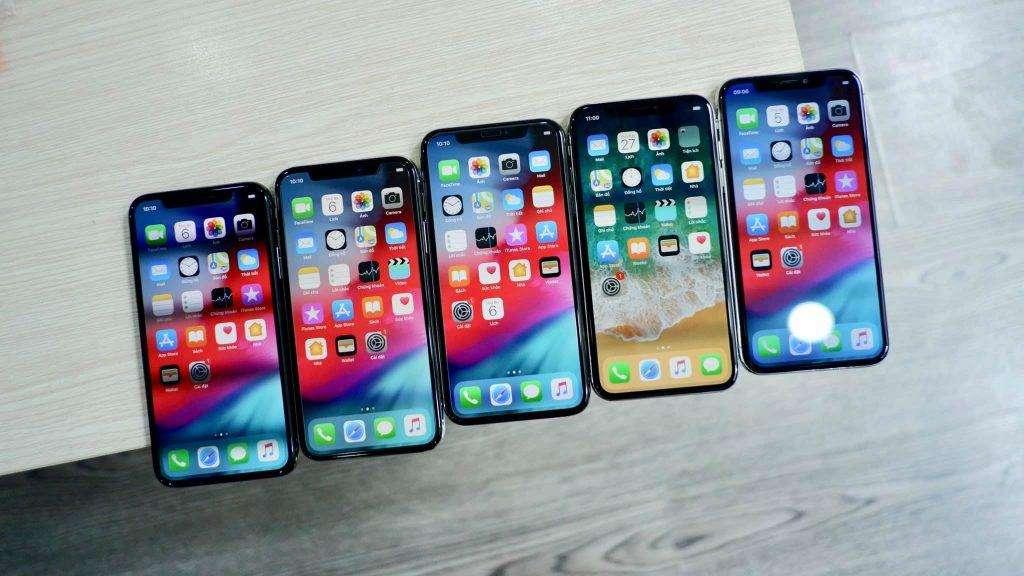 Hình ảnh iPhone X tại iPhonecugiare.com