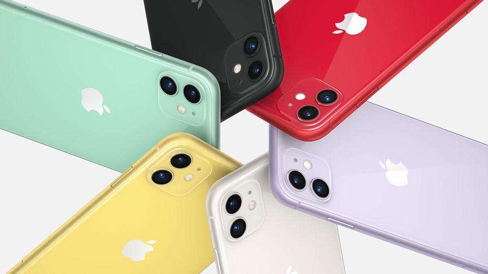 ảnh chụp trên iPhone 11 2019