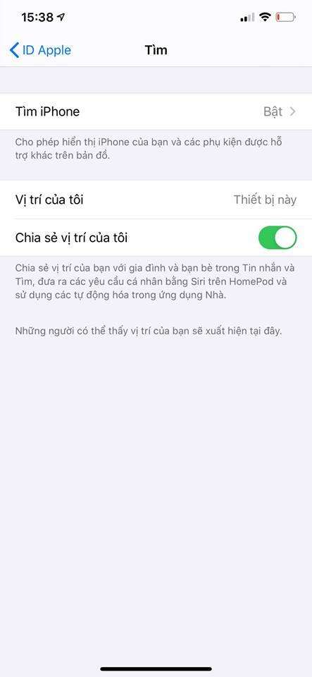 Hãy luôn bật Find My iPhone và không gửi IMEI nhé!