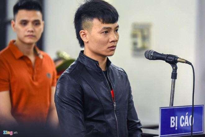 Khá Bảnh tại phiên tòa xét xử