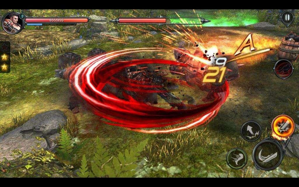 Một cảnh trong game The world 3