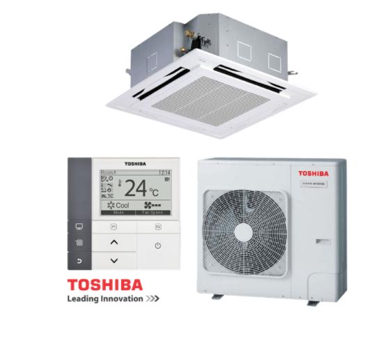 Máy lạnh lắp âm trần Toshiba inverter