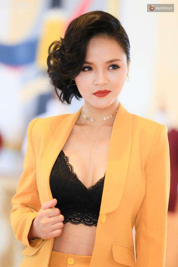 Nữ diễn viên khẳng định cần được tôn trọng nên không có chuyện im lặng.