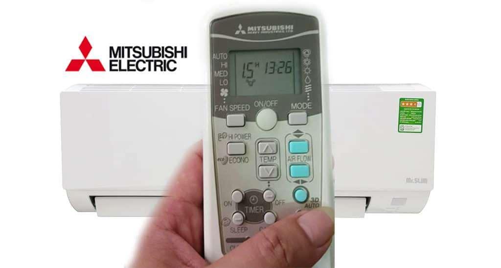 Tổng hợp bảng mã lỗi máy lạnh Mitsubishi thường gặp