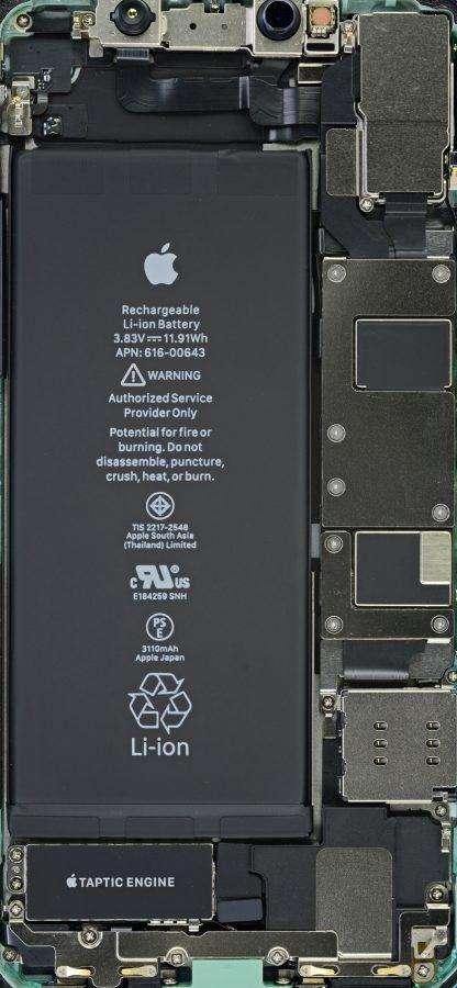 Màn hình trong suốt cho iPhone 11