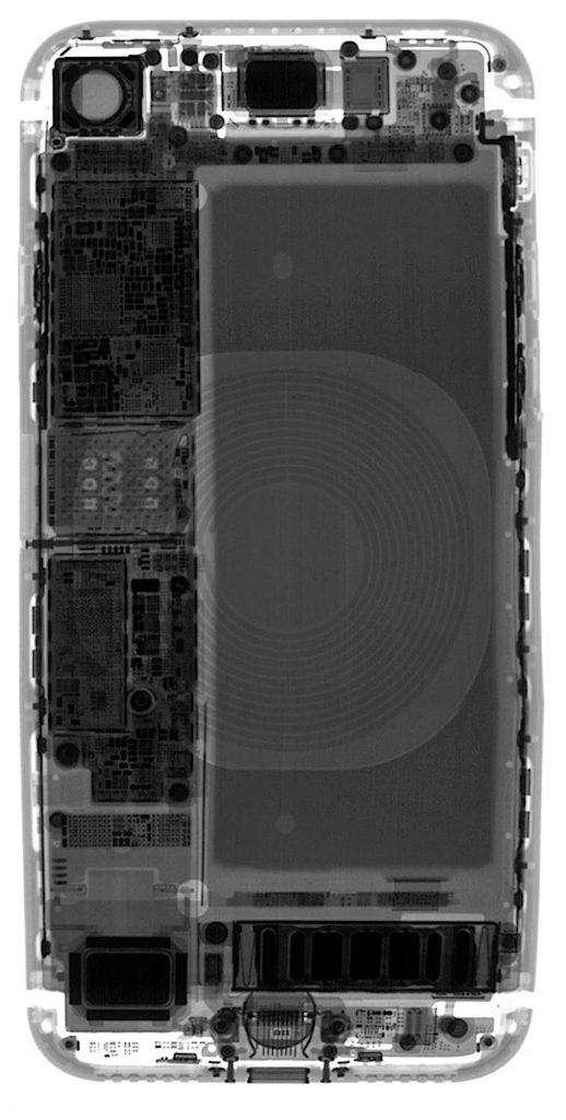 Màn hình trong suốt cho iPhone 8