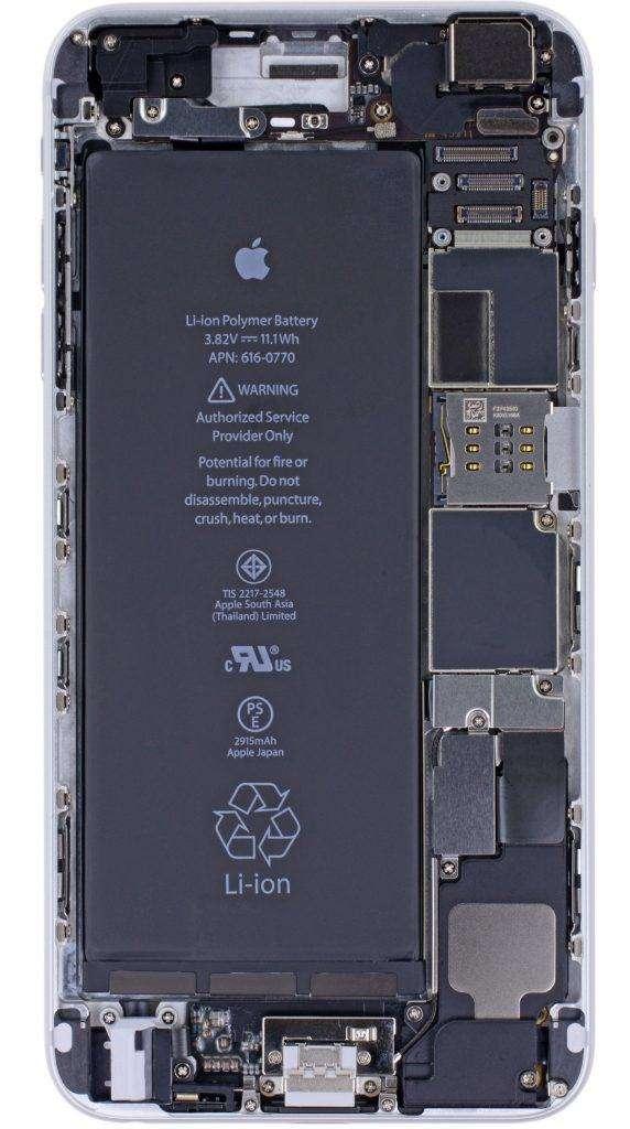 Màn hình trong suốt cho iPhone 6
