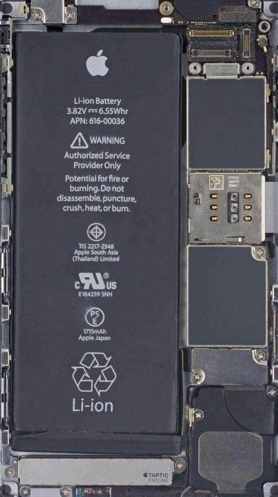 Màn hình trong suốt cho iPhone 6s