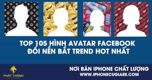 Top 105 hình Avatar Facebook mặc định đổi nền bắt trend HOT nhất