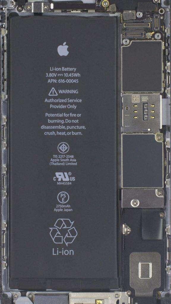 Màn hình trong suốt cho iPhone 6s Plus