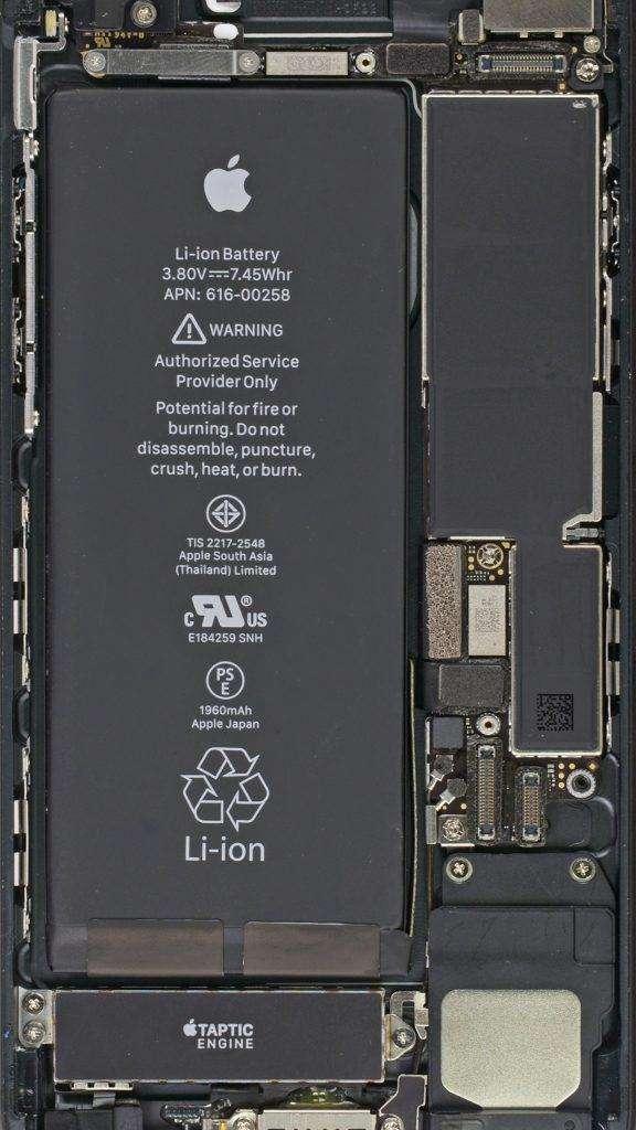 Màn hình trong suốt cho iPhone 7