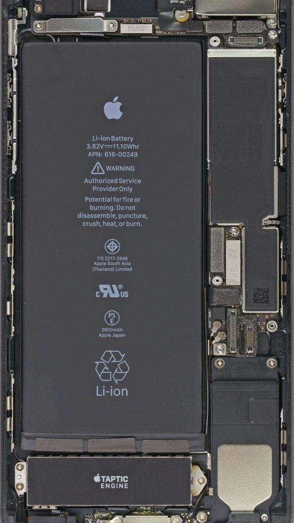 Màn hình trong suốt cho iPhone 7 Plus