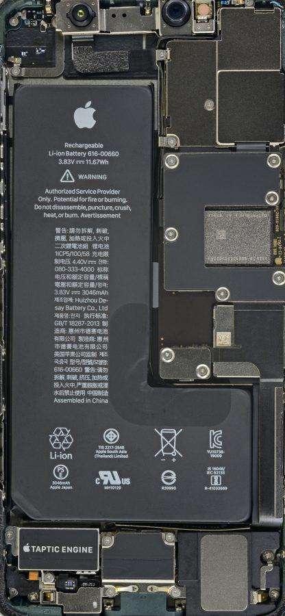 Màn hình trong suốt cho iPhone 11 Pro