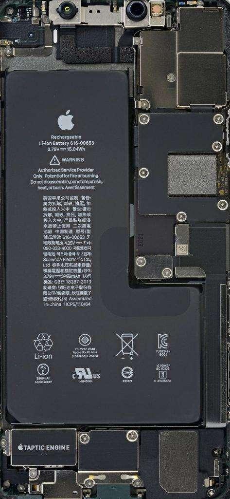 Màn hình trong suốt cho iPhone 11 Pro Max
