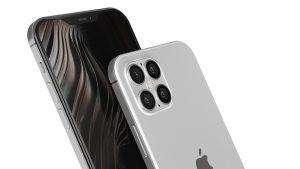 Hình ảnh thiết kế cụm camera iPhone 12 mới nhất