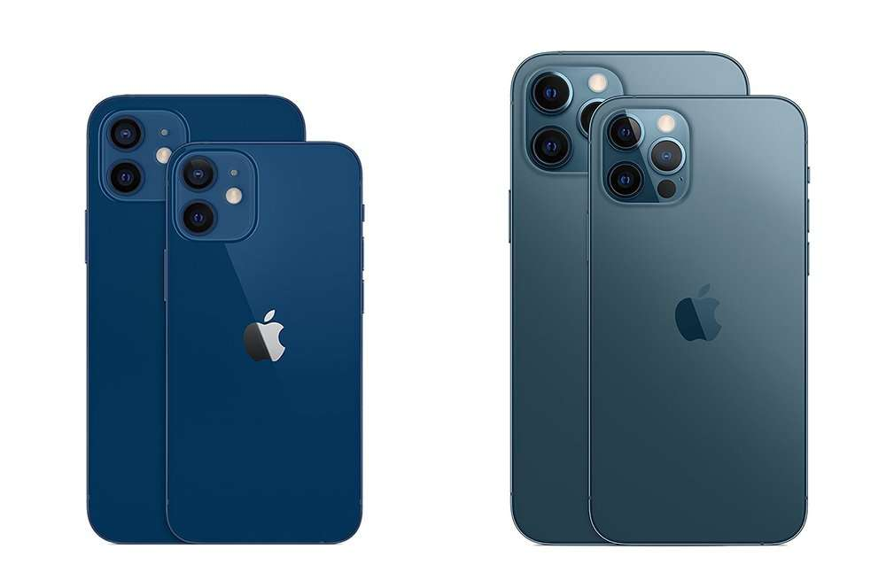 Thông tin các phiên bản iPhone 12 cuối cùng cũng được công bố vào ngày 13/10