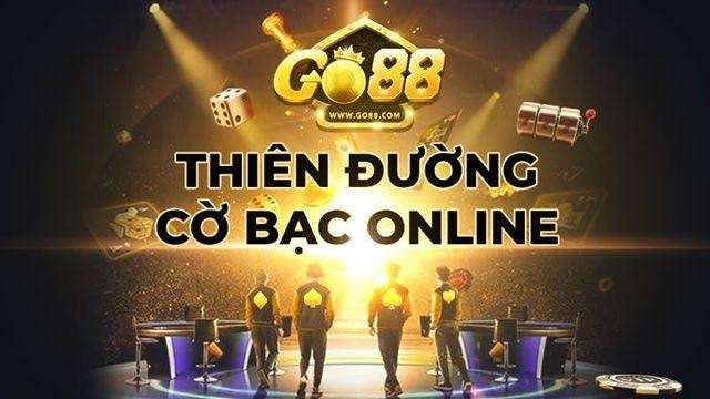 Go88 - Thiên đường cờ bạc online