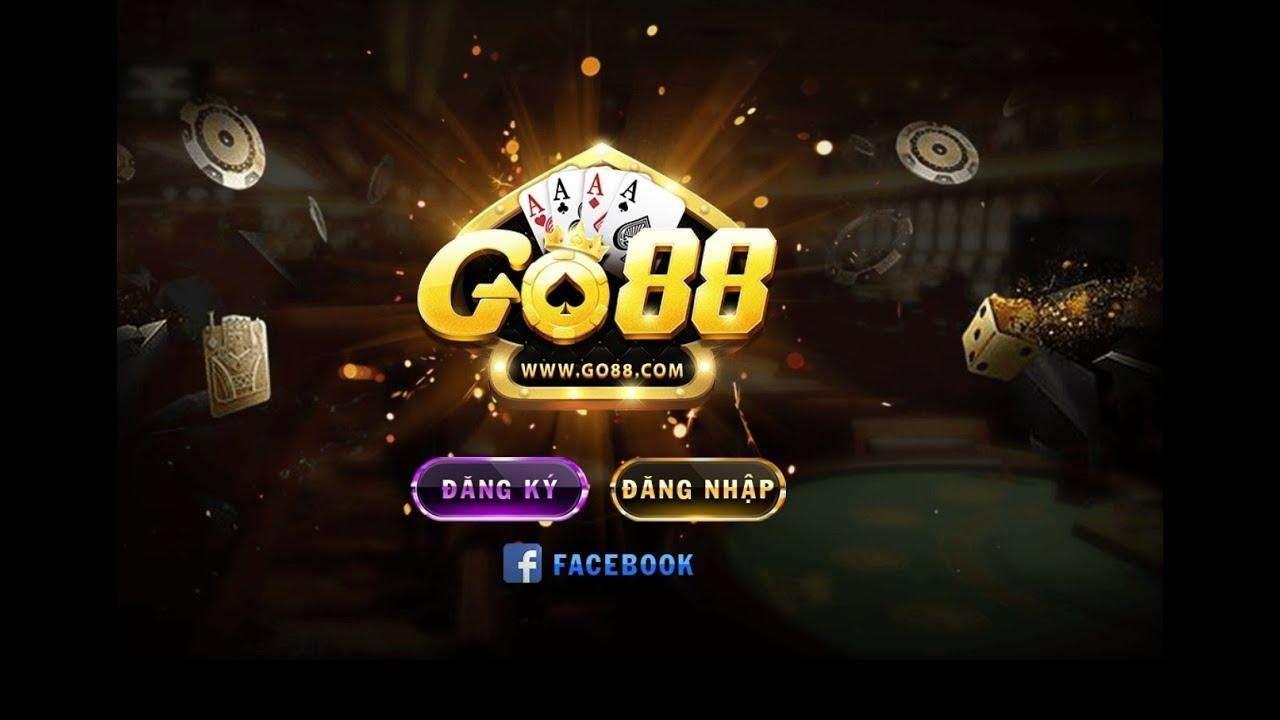 Tất cả thao tác đều dễ dàng ở cổng game Go88