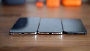 iPhone 12 sẽ có thiết kế vuông vắn. Ảnh: MacRumors.
